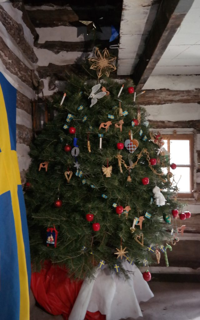 Swedish Christmas Tree